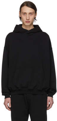 Haider Ackermann SSENSE Exclusive Black Perth Hoodie