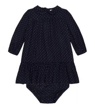 Polo Ralph Lauren Polka Dot Dress and Bloomers