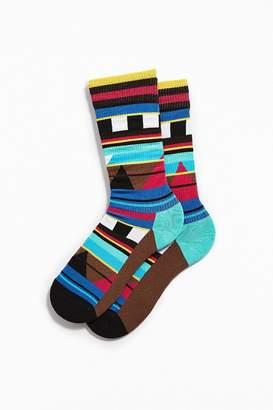 Happy Socks Graphic Stripe Sock