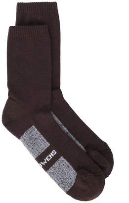 Rick Owens Dirt AW18 socks
