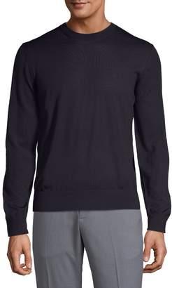 Ermenegildo Zegna Crewneck Merino Wool Sweater