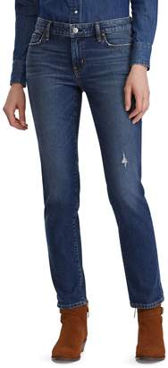 Lauren Ralph Lauren Relaxed-Fit Mid-Rise Stretch Jeans