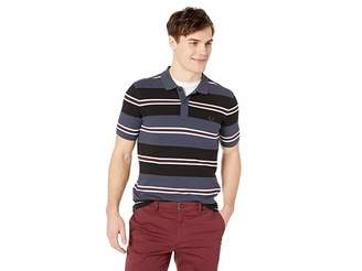 Fred Perry Contrast Strip Pique