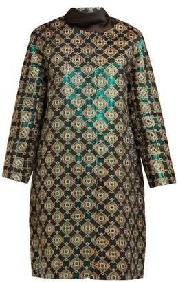 Max Mara S Rinalda Coat - Womens - Green Multi