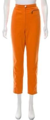 Hermes Mid-Rise Skinny Pants