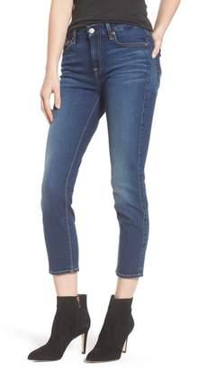 7 For All Mankind(R) b(air) - Kimmie Crop Straight Leg Jeans