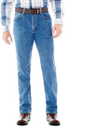 Wrangler Reserve Regular Straight Jeans