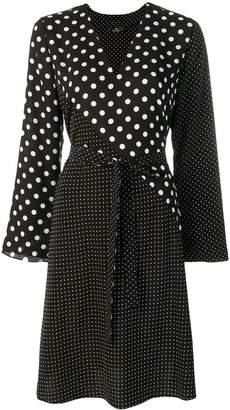 Paul Smith polka dot wrap-around dress