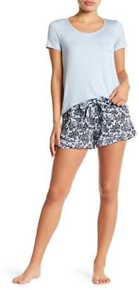 Joe Fresh Drawstring Pajama Shorts