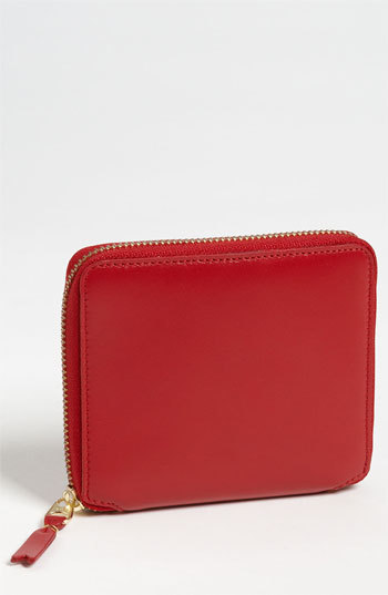 Comme des Garcons 'Classic' French Wallet