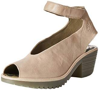 745f0306166 Fly London Women s WOLM019FLY Ankle Strap Heels