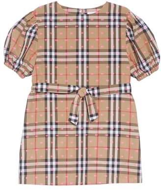 Burberry Thelma Vintage Check Dress