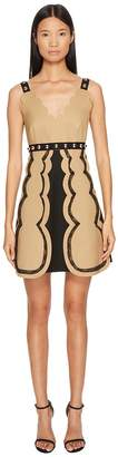RED Valentino Tricotine Tech Dress Women's Dress