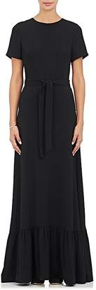 Co Women's Short-Sleeve Maxi Dress