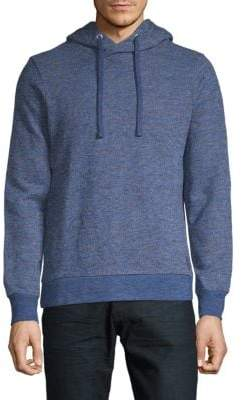 Scotch & Soda Cotton-Blend Pullover Hoodie