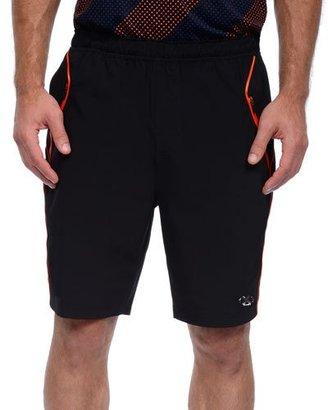 2Xist Trainer Tech Shorts, Black $58 thestylecure.com