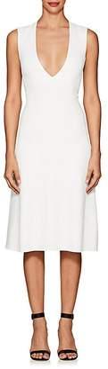 The Row Women's Viky Crepe A-Line Dress