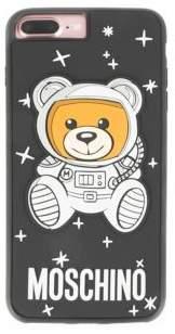 Moschino Black Astro Bear iPhone 8 Case