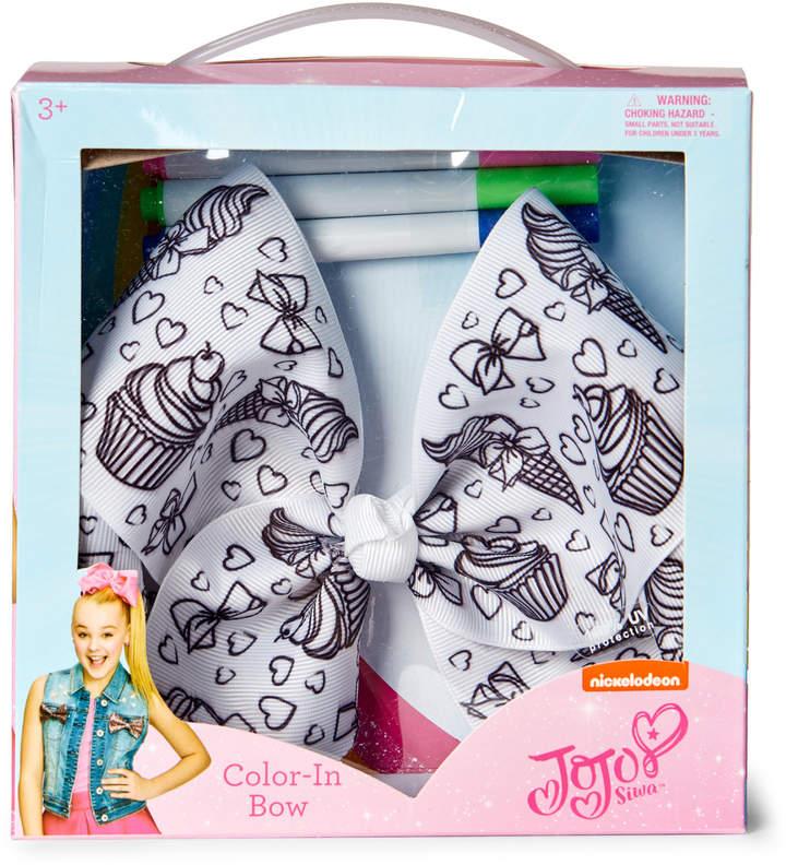 Jojo Siwa Color-In Bow Box Set