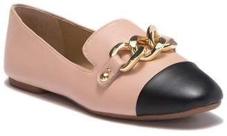 Enzo Angiolini Lona Chain Bit Loafer - Wide Width Available