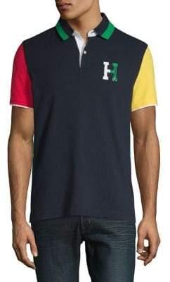 Tommy Hilfiger Short Sleeve Lars Polo Shirt