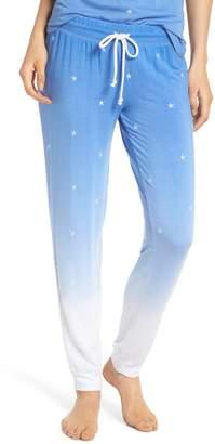 PJ Salvage Embroidered Jogger Pajama Pants