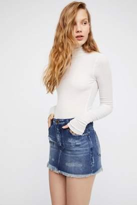 Cute To Boot Mini Skirt