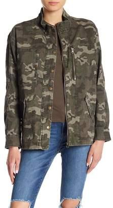 William Rast Vianne Military Jacket