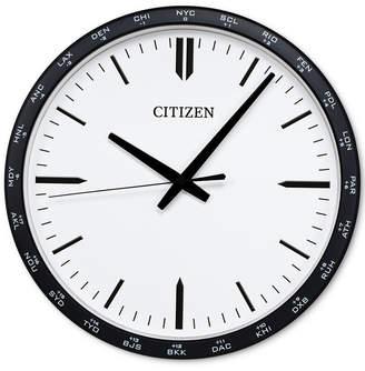 Citizen (シチズン) - Citizen Gallery Black Wall Clock