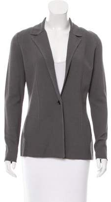 Dirk Bikkembergs Textured Notch-Lapel Jacket w/ Tags