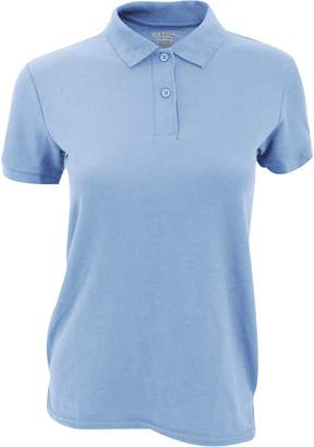 Gildan DryBlend Ladies Sport Double Pique Polo Shirt (M)