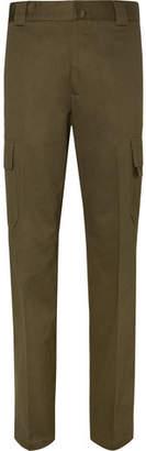 Lanvin Cotton-Twill Cargo Trousers