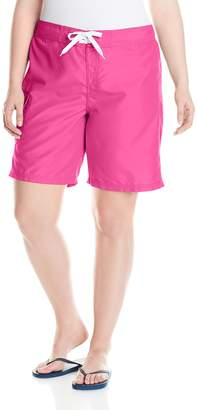Kanu Surf Women's Plus-Size Marina Board Short
