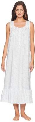 Eileen West Cotton Lawn Ballet Nightgown Women's Pajama