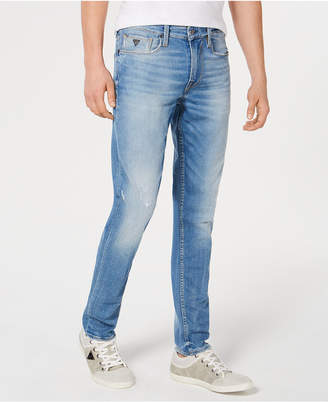 GUESS Men Slim Tapered Jeans