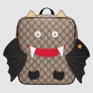 Gucci Children's bat backpack