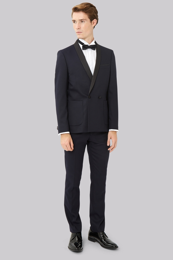 Double Breasted Mens Suit - ShopStyle Australia