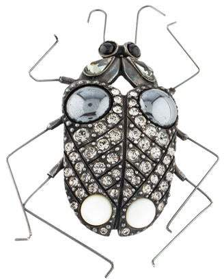 Lanvin Insect Brooch