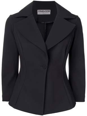 Chiara Boni Le Petite Robe Di fitted blazer