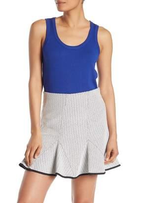 DKNY Sleeveless Knit Scoop Neck Tank