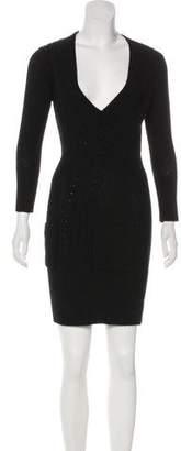 Diane von Furstenberg Wool Sweater Dress