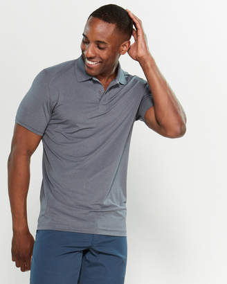 e0327e69c Bonobos Slim Fit Thermal M-Flex Short Sleeve Polo