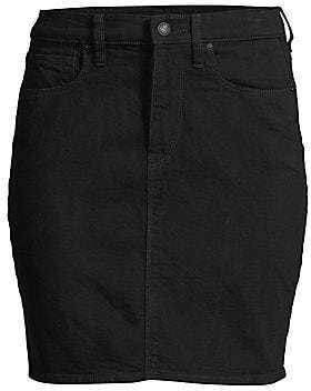 cea885498 Hudson Jeans Women's Lulu Denim Pencil Skirt