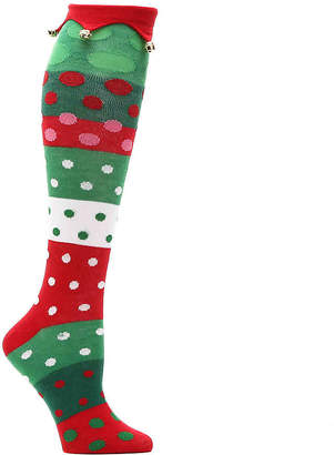 Mix No. 6 Holiday Jingle Knee Socks - Women's