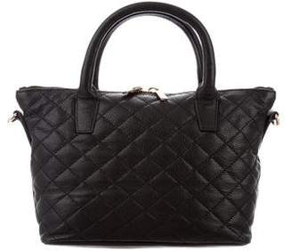 Barneys New York Barney's New York Quilted Leather Bag