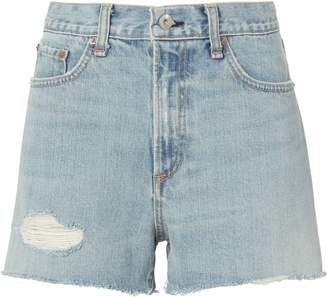 Rag & Bone Justine Cutoff Shorts