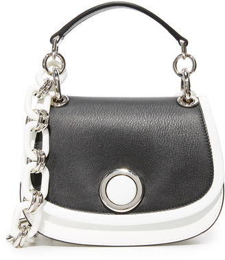 Michael Kors Collection Goldie Small Top Handle Shoulder Bag $1,290 thestylecure.com