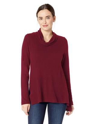 Karen Kane Women's Cowl Neck Sweater