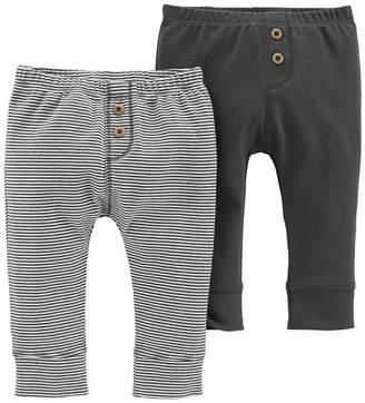 Carter's Little Baby Basics Pull-On Pants Unisex