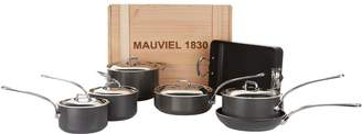 Mauviel M'Stone7-Piece Cookware Set with Crate